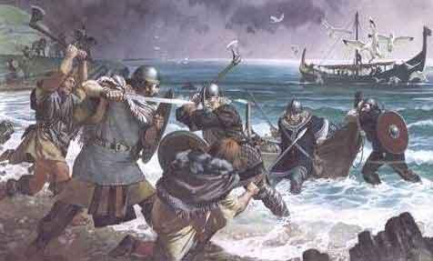 Завоевание Ирландии